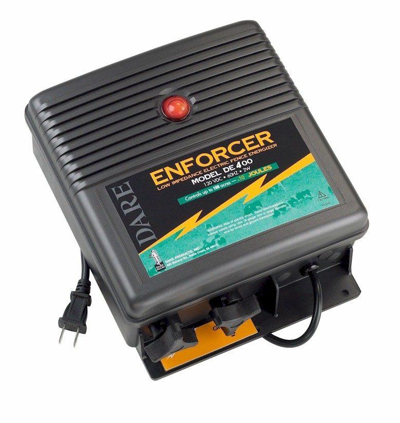 1 Joule - Electric Fence Energizer - DE 400