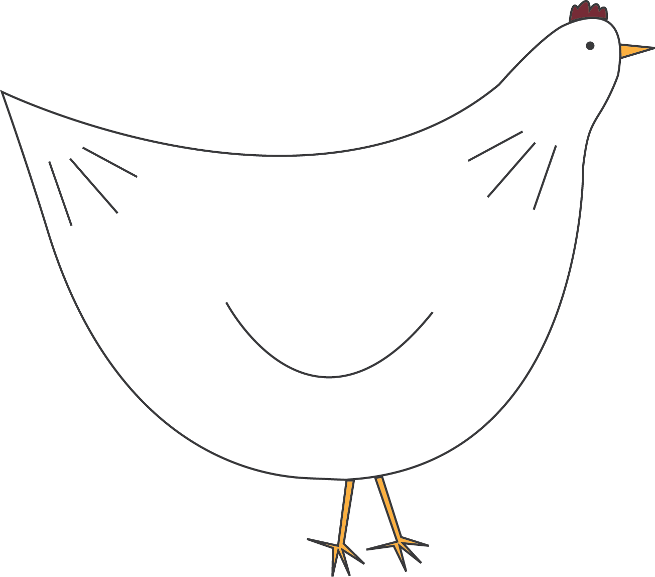 chicken_logo_withwing_charcoalOutline.png