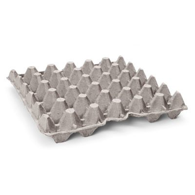 Chicken Egg Trays Paper (30 Egg) - 10/pk
