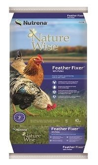 Nutrena Naturewise Feather Fixer 18%