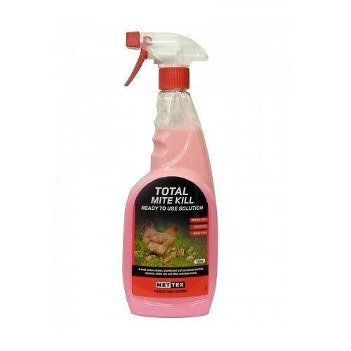 Net-Tex Total Mite Spray 750Ml