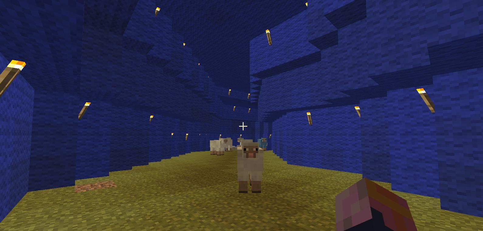 Inside Sheepie Tunnel Part 1