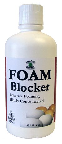 Egg Foam Blocker 33.9 oz.