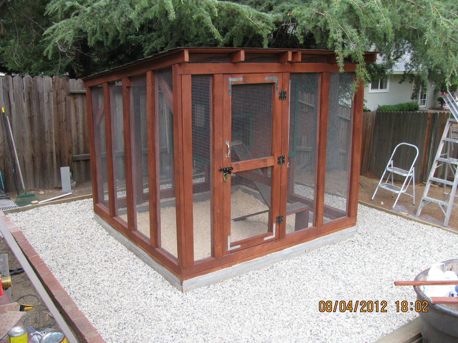 Backyard Chicken Coop Ideas Find This Pin And More On Chicken