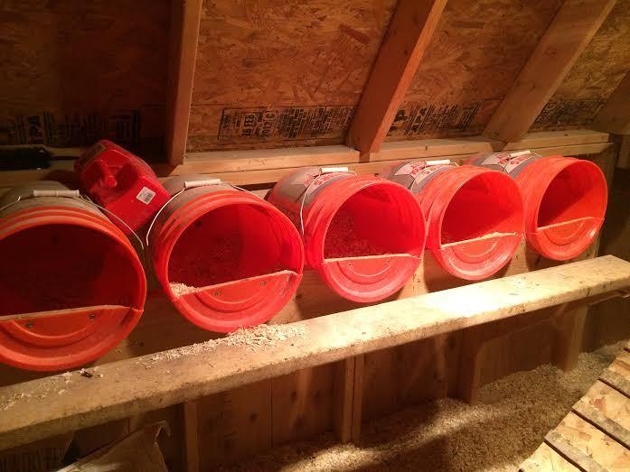 Home Depot Nesting Buckets