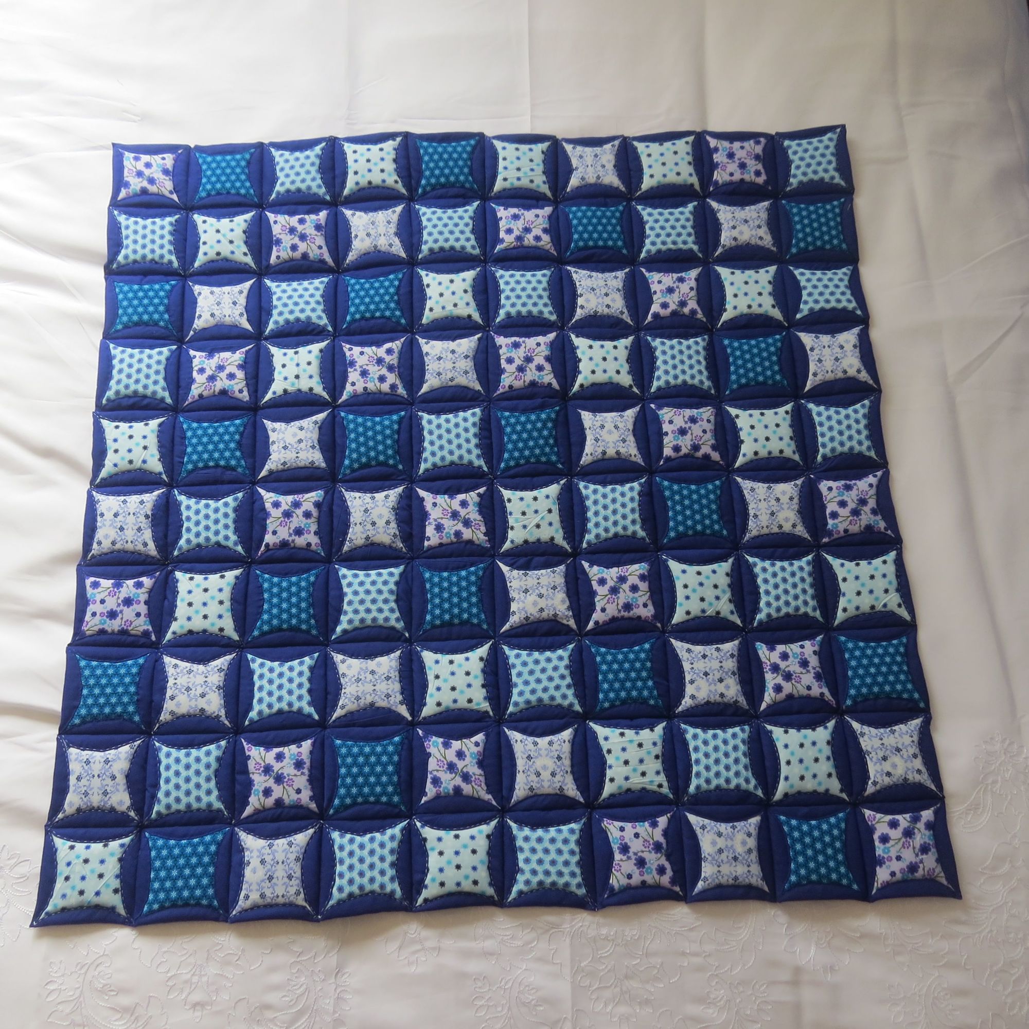 """sumi's photos in Ongoing Quilt Projects, Continued from """"No Appreciation for Fine Hand Quilting"""" Thread"""