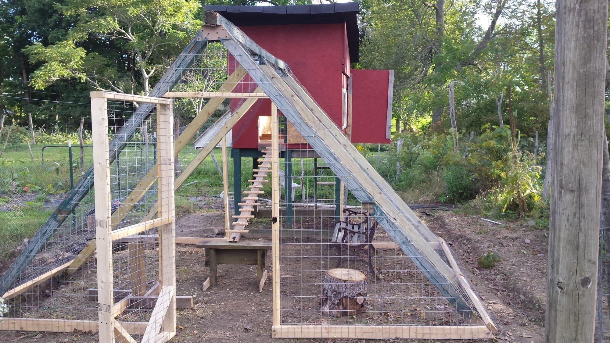 Added ramp access