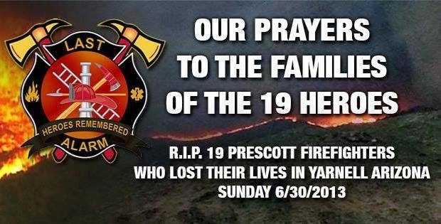 sgtmom52's photos in Prayer for the 19 Prescott Firefighters