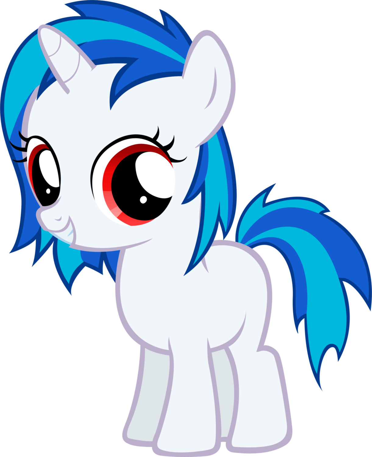 vinyl_scratch_filly_red_eyes_by_moongazeponies-d3dcowa.png