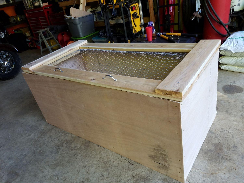 Brooder Box