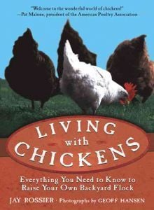 MY CHICKEN BOOK LIST