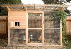Garden Coop Plans Free