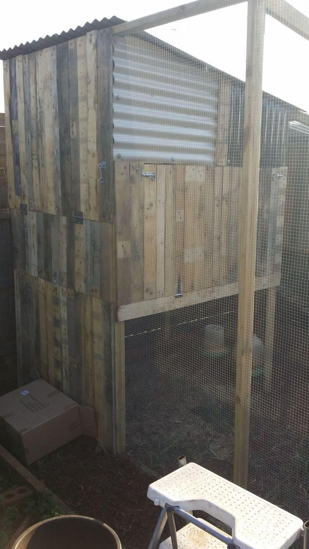 The pallet coop