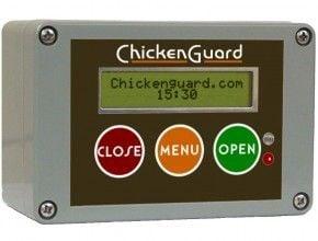 ChickenGuard Automatic Door Opener