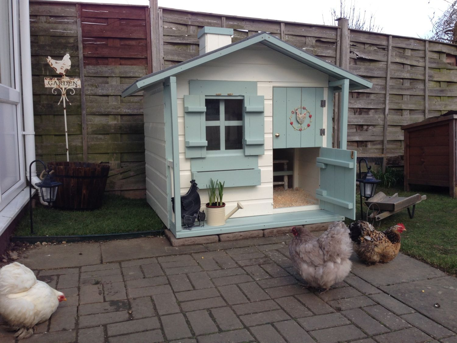 Rachy's photos in Our new coop!