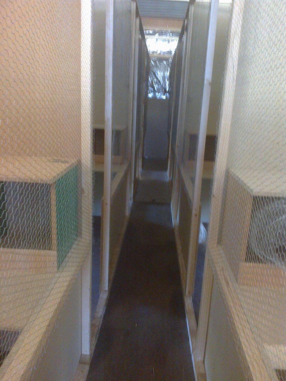 corridor 0.40m Wide
