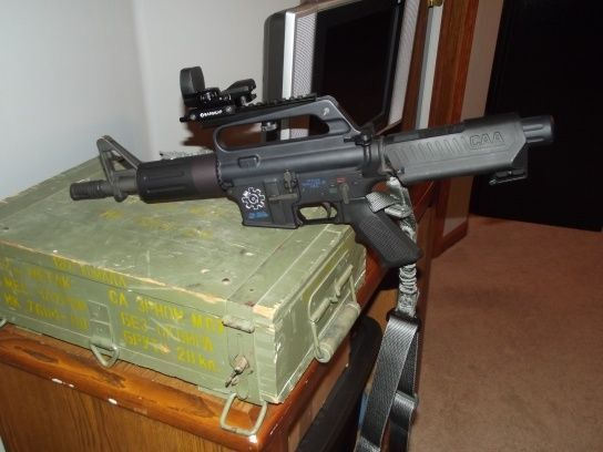 Rvl Rookie's photos in My first AR15 build