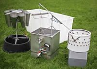 Featherman Poultry Set Up Special With Chill Tank
