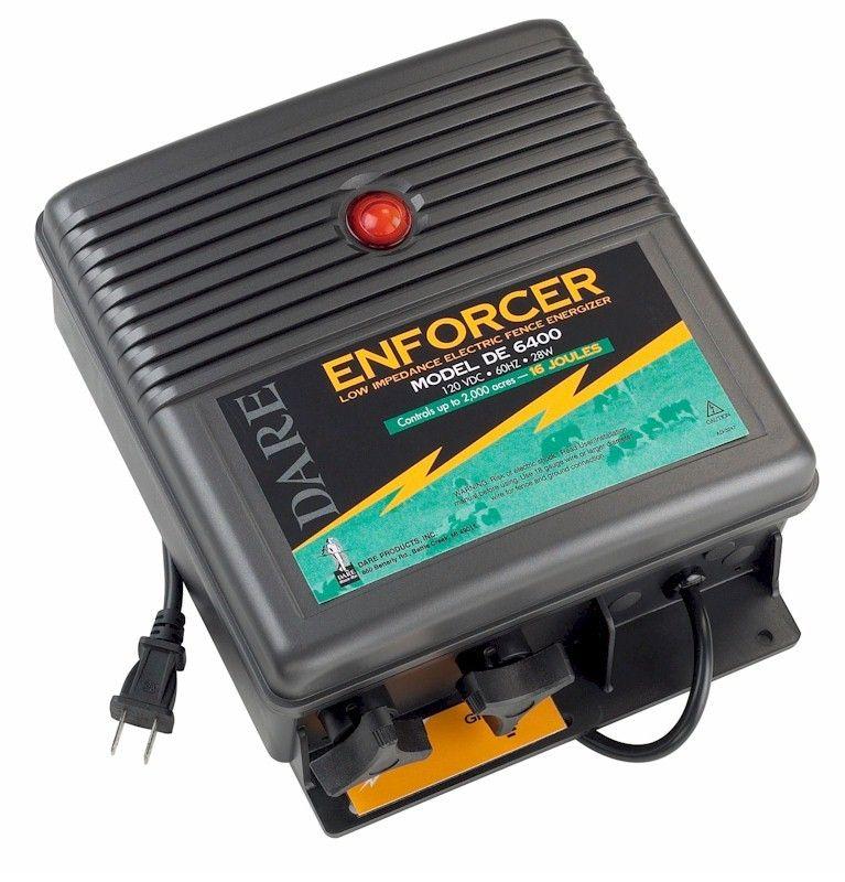 16 Joule - Electric Fence Energizer - DE 6400