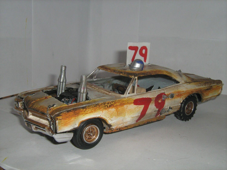 Toys For Trucks Wausau Wi : Demo derby model car