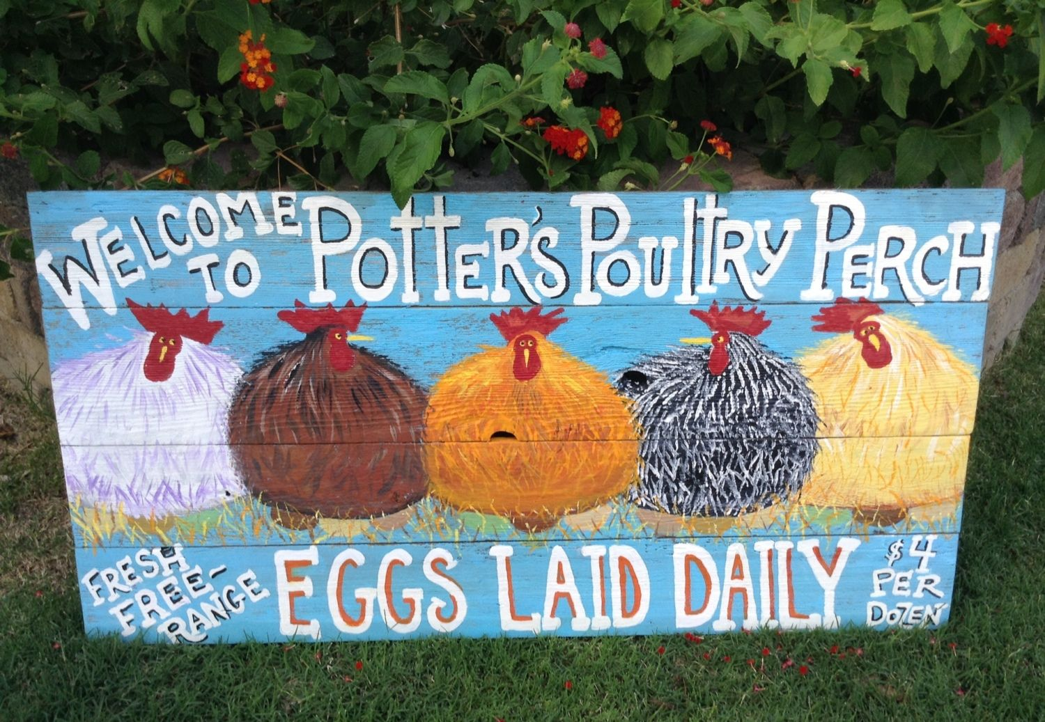 Potters Poultry Perch.jpg