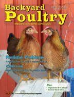 Backyard Poultry ( Volume 9 No 3 - 2014 )