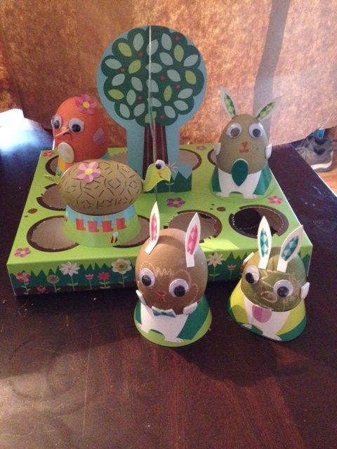 Ashdoes's photos in Contest #5 Decorated Egg Contest 5th Annual BYC Easter Hatch-a-long!