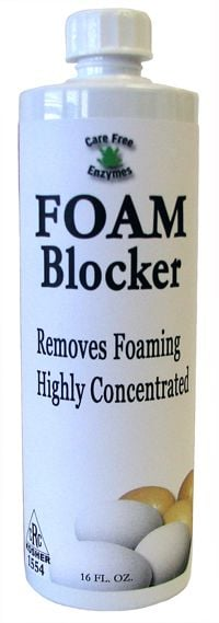 Egg Foam Blocker 16 oz.