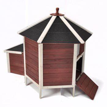 Advantek The Tower Poultry Hutch