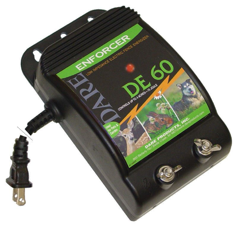 .10 Joule - Electric Fence Energizer - DE 60