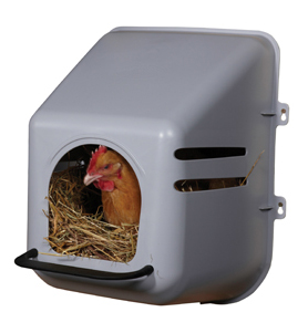 Plastic Nesting Box
