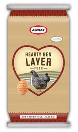 Agway Hearty Hen Layer Feed