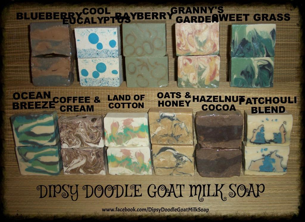 Dipsy Doodle Doo's photos in Dipsy Doodle Goat Milk Soap