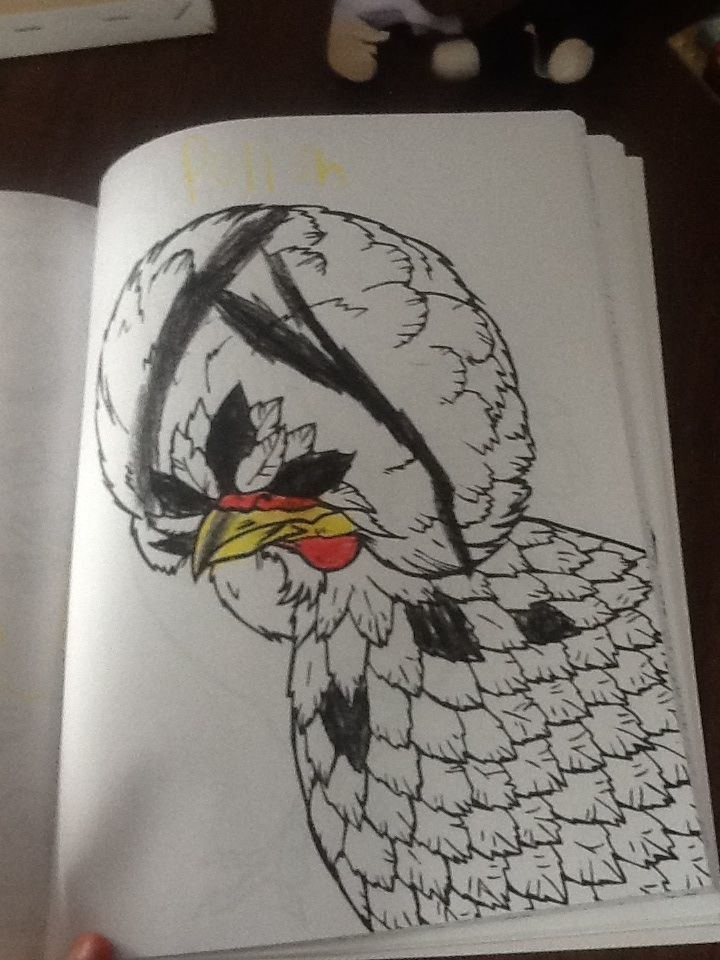 Cluckcluck1215's photos in Adult Coloring Books Thread!