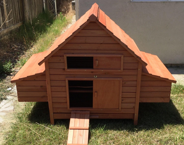 The Rambler Backyard Chicken Coop