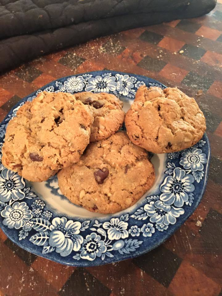 bigmike&nan's photos in Neiman Marcus Chocolate Chip Oatmeal Cookies