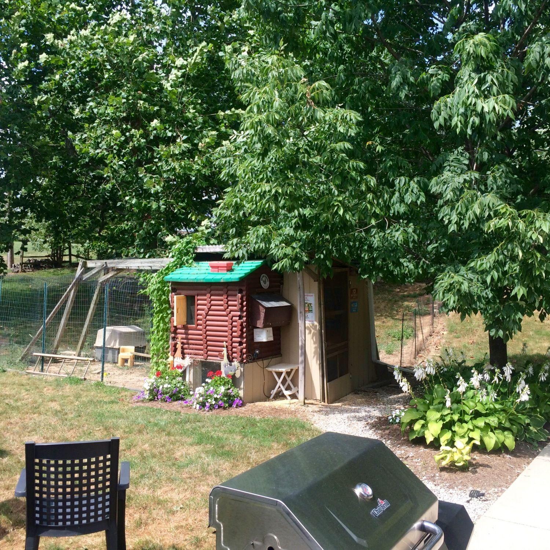 Cacklecabin's Chicken Coop