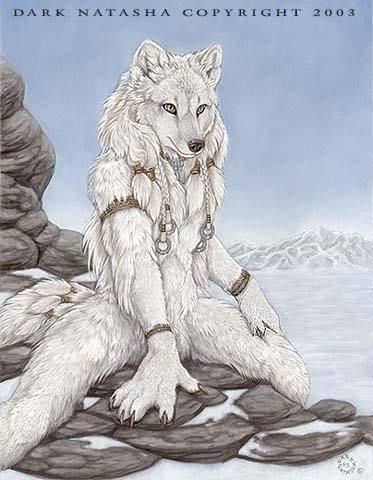 Werewolf vs weretiger - photo#28