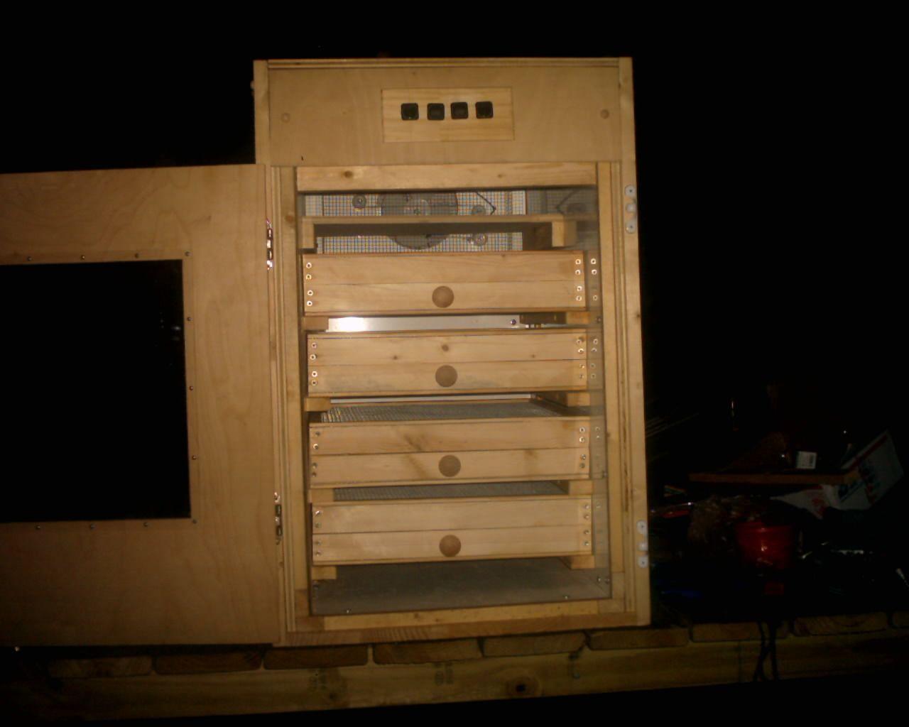 Cabinet Incubator Kit Diy Incubator Plans Diy Projects