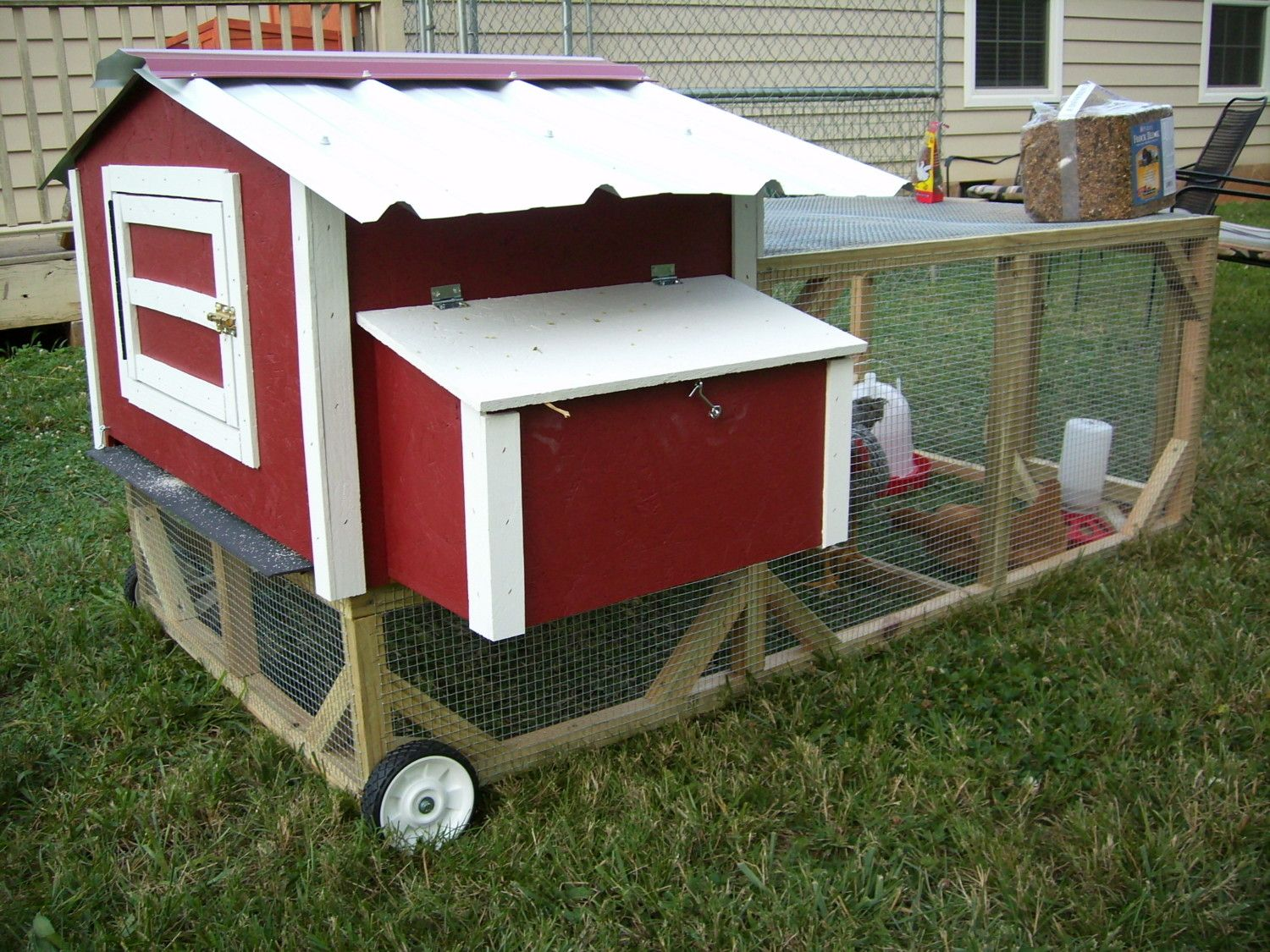 itsthelaw37801's photos in Hello and my chicken coop design