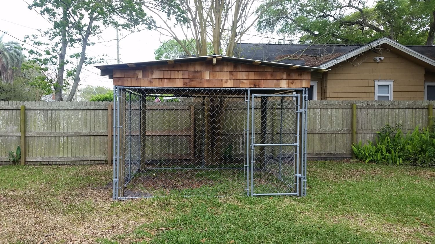 Chicken Coop - Preparing home for my chicks