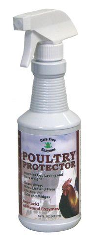 Poultry Protector Spray 16 oz.